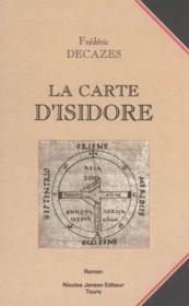 La Carte D'Isidore - Couverture - Format classique