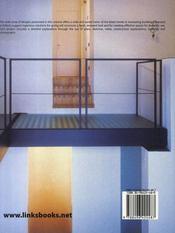 Renovated houses - 4ème de couverture - Format classique