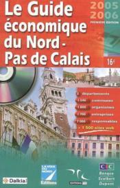Le guide economique du Nord-Pas de Calais - Couverture - Format classique