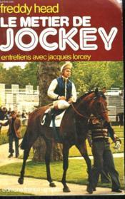 Le Metier De Jockey. - Couverture - Format classique