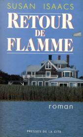 Retour De Flamme - Couverture - Format classique