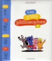 Les p'tits philosophes t.2 - Couverture - Format classique