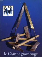 Metiers D'Art - N° 3 - Le Compagnonnage - Couverture - Format classique