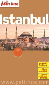 GUIDE PETIT FUTE ; CITY GUIDE ; Istambul (édition 2015) - Couverture - Format classique