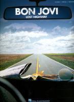 Bon Jovi ; lost highway ; tablatures ; piano, chant, guitare - Couverture - Format classique