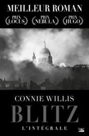 Blitz ; INTEGRALE T.1 ET T.2 - Couverture - Format classique
