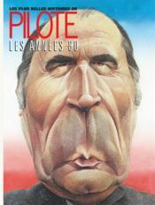 Les plus belles histoires de Pilote t.4 ; les années 80 - 85 - Couverture - Format classique