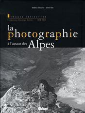 La photographie à l'assaut des alpes - Intérieur - Format classique
