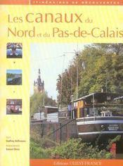 Les canaux du Nord et du Pas-de-Calais - Intérieur - Format classique