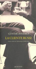 La cliente russe - Intérieur - Format classique