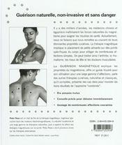 Therapie Par Les Aimants (La) - 4ème de couverture - Format classique
