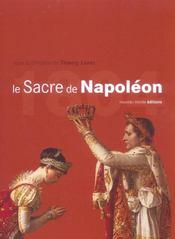 Le sacre de napoleon sous coffret - Intérieur - Format classique