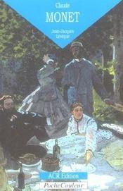Claude Monet - Intérieur - Format classique
