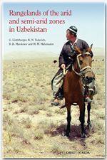 Rangelands of the arid and semi-arid zones in Uzbekistan - Couverture - Format classique