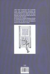 Les rois vagabonds - 4ème de couverture - Format classique