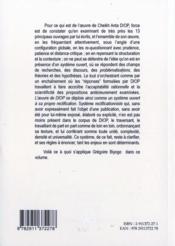 Aux sources egyptiennes du savoir t.2 ; système et anti-système, Cheikh Anta DIOP et la destruction du Logos classique - 4ème de couverture - Format classique