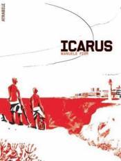 Icarus - Couverture - Format classique