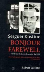 Bonjour farewell - Couverture - Format classique