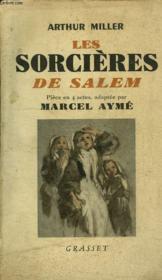 Les Sorcieres De Salem. Piece En 4 Actes. - Couverture - Format classique