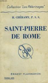Saint-Pierre De Rome. - Couverture - Format classique