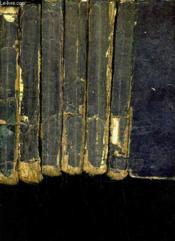 Memoires De Constants Premier Valet De Chambre De L'Empereur Sur La Vie Privee De Napoleon Sa Famille Et Sa Cour / En 6 Tomes . - Couverture - Format classique