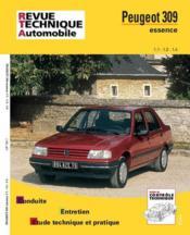 Rta 706.1 Peugeot 309 Essence (86-93) - Couverture - Format classique