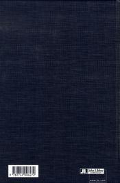Oeso. the duodenogastroesophageal reflux. 125 questions - 125 answers - 4ème de couverture - Format classique