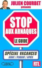 Stop aux arnaques - special vacances - Intérieur - Format classique