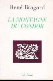 Montagne Du Condor - Couverture - Format classique