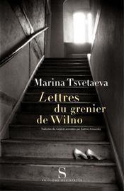 Lettres du grenier de Wilno - Intérieur - Format classique