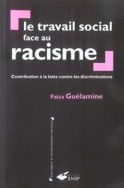 Le travail social face au racisme - Intérieur - Format classique