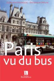 Paris vu du bus - Couverture - Format classique