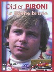 Didier Pironi, la flèche brisée - Intérieur - Format classique