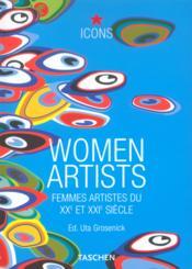 Women artists - Couverture - Format classique
