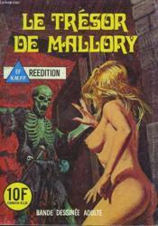 Le Tresor De Mallory. Les Grands Classiques De L'Epouvante N°88. - Couverture - Format classique