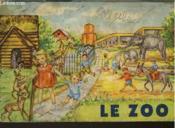 Album Lito - Le Zoo - Couverture - Format classique