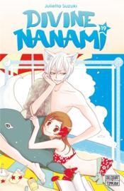 Divine Nanami T.15 - Couverture - Format classique
