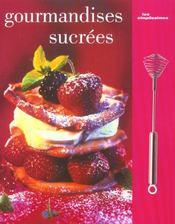 Gourmandises Sucrees - Intérieur - Format classique