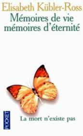 Memoires de vie memoires d'eternite - Couverture - Format classique