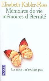 Memoires de vie memoires d'eternite - Intérieur - Format classique
