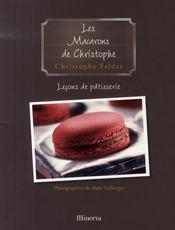 Les macarons de christophe - Intérieur - Format classique