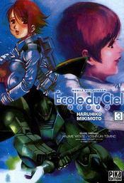 Mobile suit Gundam - Ecole du Ciel T.3 - Intérieur - Format classique