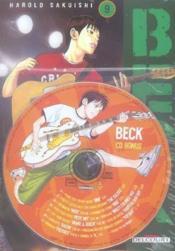 Beck t.9 - Couverture - Format classique