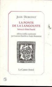 La Ponte De La Langouste - Couverture - Format classique