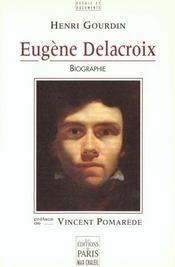 Eugene delacroix, peintre romantique - Intérieur - Format classique