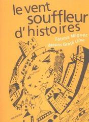 Le Vent Souffleur D'Histoires - Intérieur - Format classique