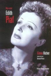 Mon Amie Edith Piaf - Couverture - Format classique
