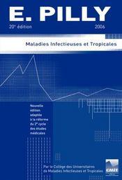 Maladies infectieuses et tropicales (edition 2006) - Intérieur - Format classique