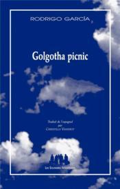 Golgotha picnic - Couverture - Format classique