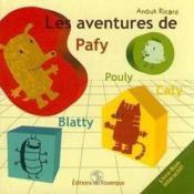 Les aventures de pafy - Couverture - Format classique